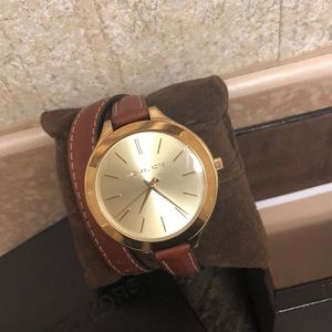 Michael Kors wrap watch ⌚️